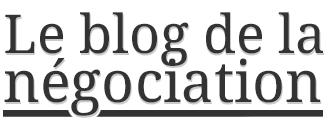 Le blog de la négociation